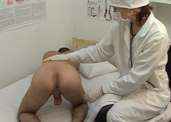 Voyeur physical exam porn